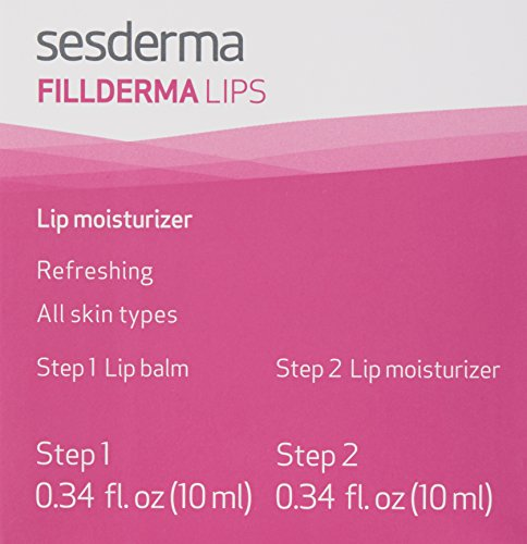 FILLDERMA LIPS BALSAMO LAB 15ML + CREMA ACTI LABIAL 15 ML
