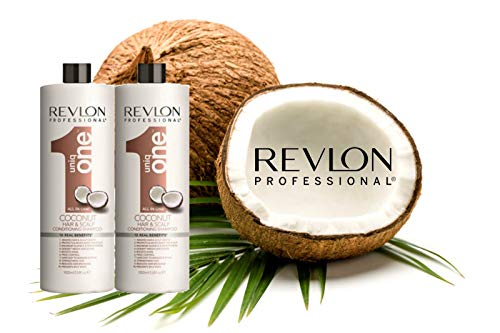 Revlon Uniq One Coconut Champu 1000ml x 2 Unidades Total 2000ml