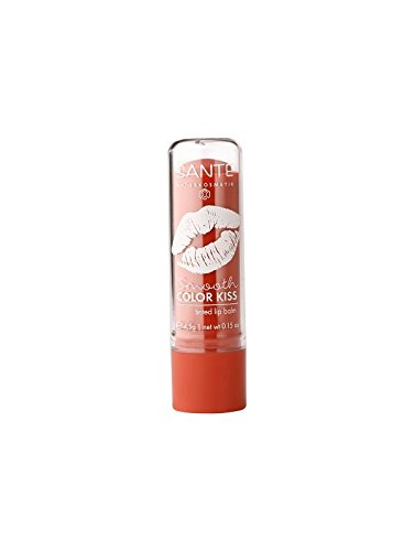 Smooth Color Kiss - Color Kiss Lip Balm Soft Coral