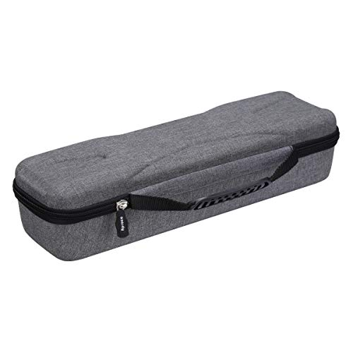 Aproca Duro Viajes Funda Bolso Caso para Revlon Pro Collection Salon One-Step Secador y volumizador de pelo (Grey)