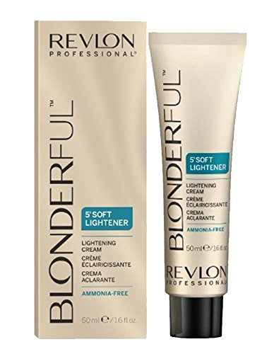 Revlon Blonderful Lightening Crema, Tono 5 Soft Lightener - 50 ml