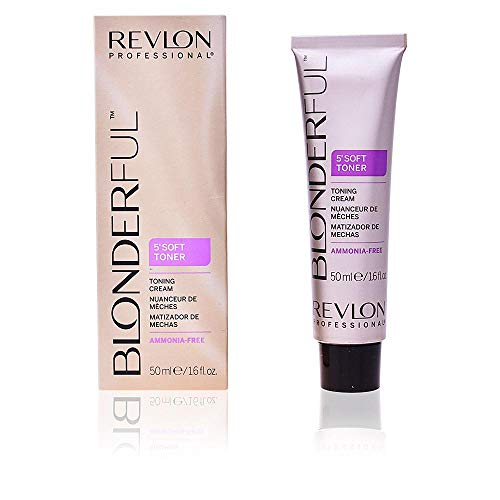 Revlon Blonderful Soft Toner Tono 10.01 Tratamiento Capilar - 50 ml