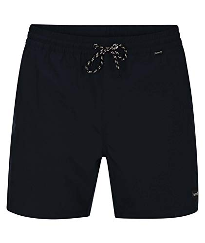 Hurley M One&Only Volley 17' Bañador, Hombre, Obsidian