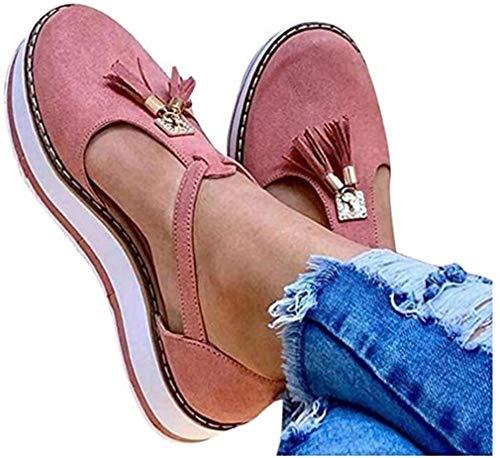 Zapatillas De Plataforma De Cuña Chanclas Para Mujer Sandalias De Verano Cómodo