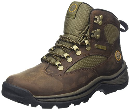 Timberland Chocorua Trail Mid Gore-Tex, Botas Mujer, Marrón Dark Brown Full Grain, 36 EU