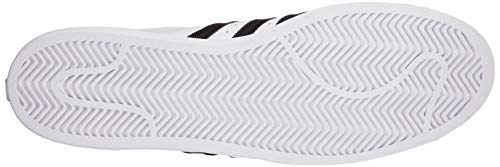adidas Originals Superstar, Zapatillas Deportivas Hombre, Footwear White/Core Black/Footwear White, 45 1/3 EU