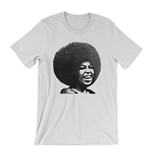 Roberta Flack Killing Me Softly Quiet Fire First Take Soul Music Rnb T-Shirt Graphic Printed Top tee For Men White l