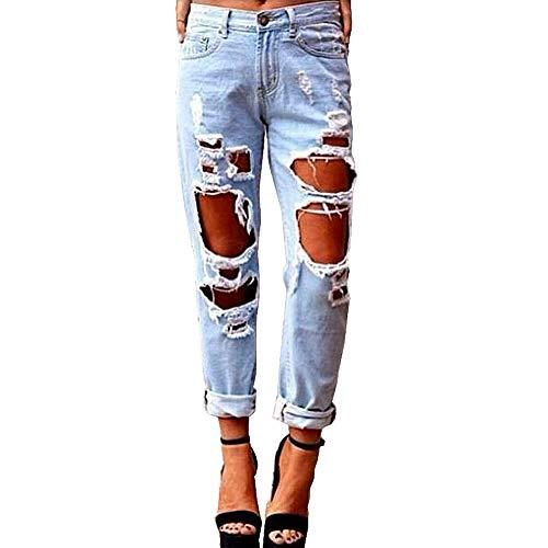 Comprar Pantalones Rotos Para Mujer Desde 8 95 Estarguapas