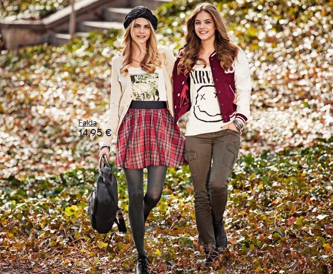 La vuelta a la universidad con H&M