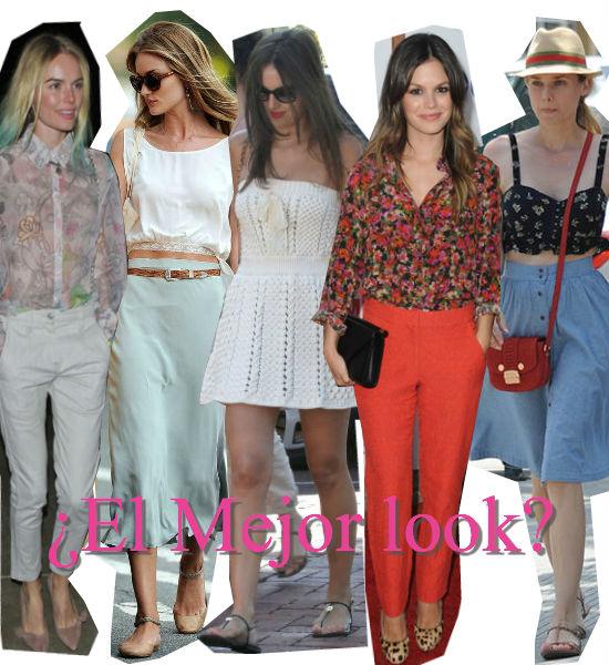 Escoge el Look Fashionisima de la Semana No.31 de 2011